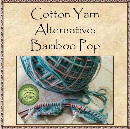 Cotton Alternative: Bamboo Pop