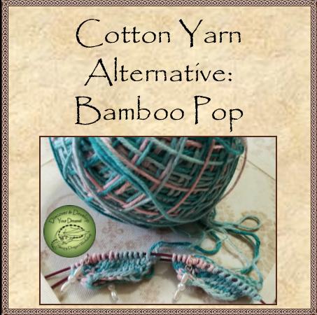 Cotton Alternative: Bamboo Pop
