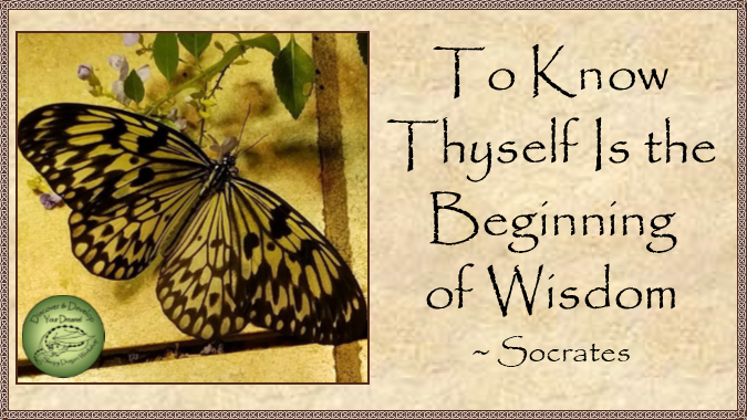 To Know Thyself Is the Beginning of Wisdom